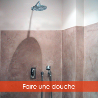 Décorer une salle de bains, réaliser une douche